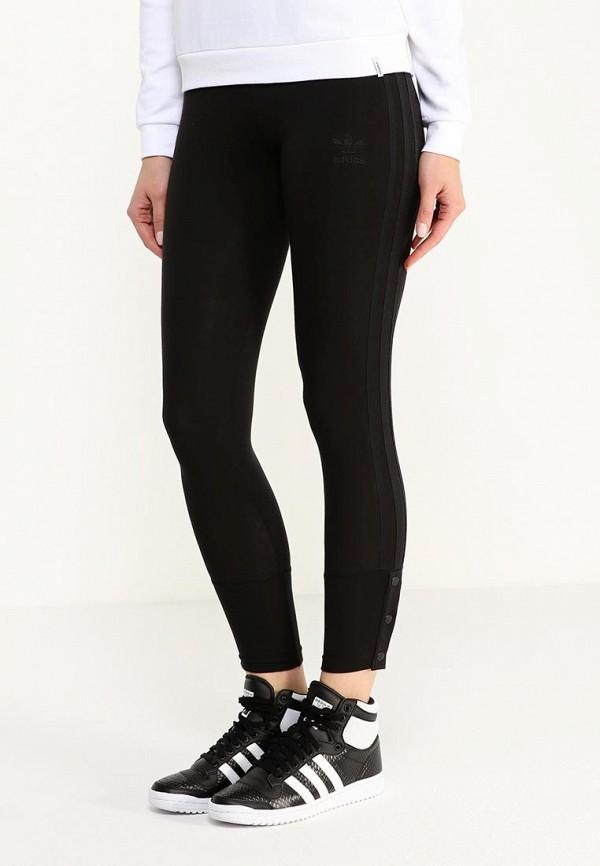 Женские спортивные брюки Adidas Originals (Адидас Ориджиналс) AJ8896: изображение 3