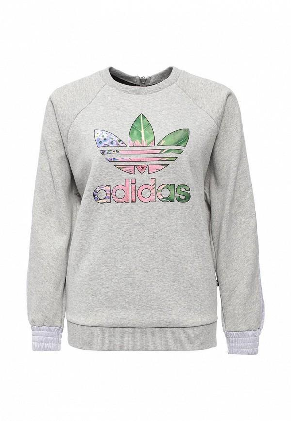 Толстовка Adidas Originals (Адидас Ориджиналс) AK0404: изображение 1