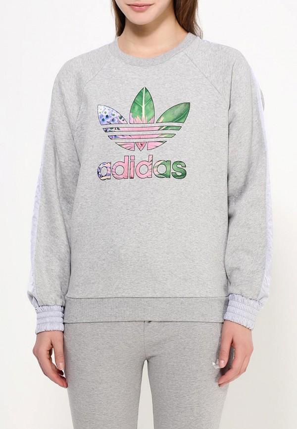 Толстовка Adidas Originals (Адидас Ориджиналс) AK0404: изображение 3