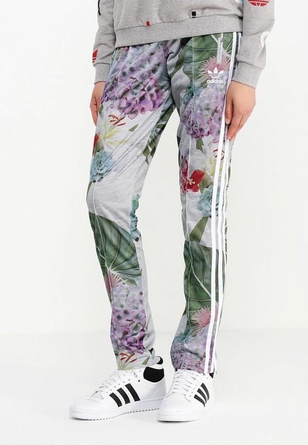 Женские спортивные брюки Adidas Originals (Адидас Ориджиналс) AK0624: изображение 3