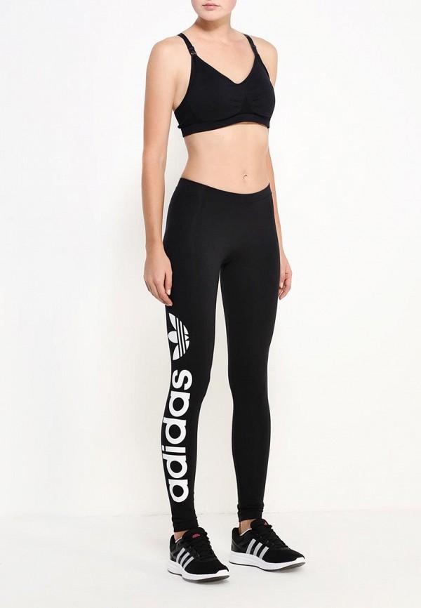 Женские спортивные брюки Adidas Originals (Адидас Ориджиналс) AJ8081: изображение 2