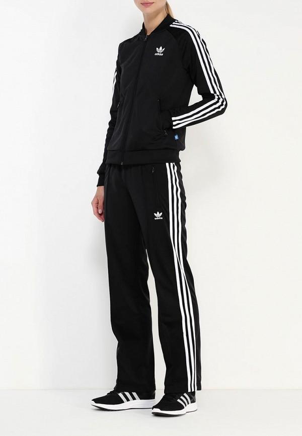 Олимпийка Adidas Originals (Адидас Ориджиналс) AJ8432: изображение 3