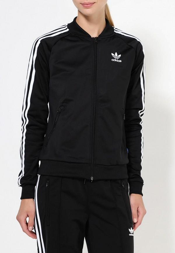 Олимпийка Adidas Originals (Адидас Ориджиналс) AJ8432: изображение 4