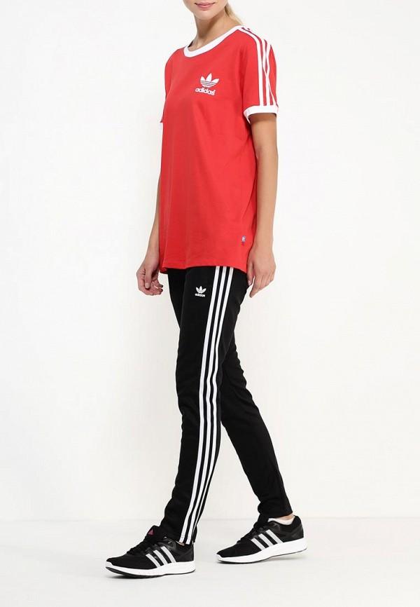 Женские спортивные брюки Adidas Originals (Адидас Ориджиналс) AJ8444: изображение 2