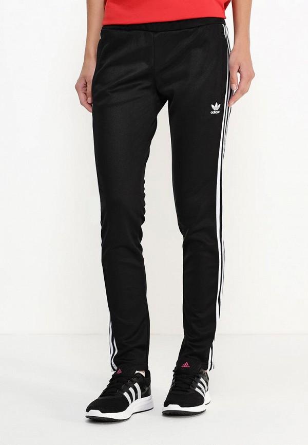 Женские спортивные брюки Adidas Originals (Адидас Ориджиналс) AJ8444: изображение 3