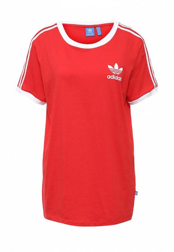 Спортивная футболка Adidas Originals (Адидас Ориджиналс) AY4620: изображение 1
