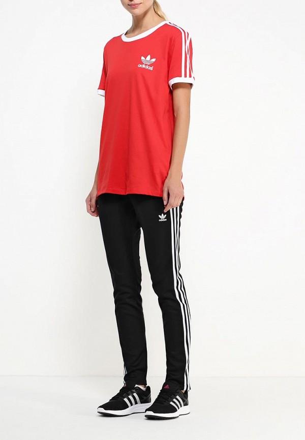 Спортивная футболка Adidas Originals (Адидас Ориджиналс) AY4620: изображение 2
