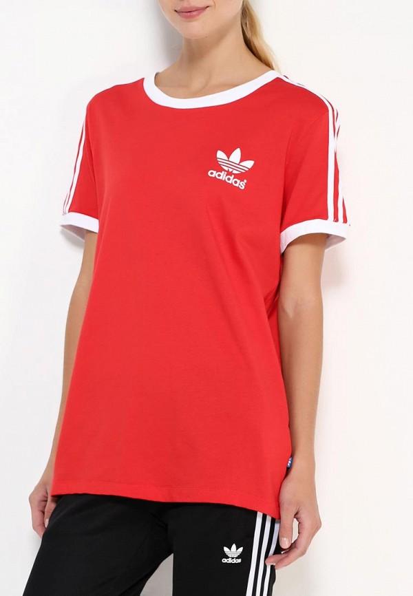 Спортивная футболка Adidas Originals (Адидас Ориджиналс) AY4620: изображение 3