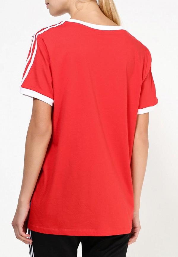 Спортивная футболка Adidas Originals (Адидас Ориджиналс) AY4620: изображение 4