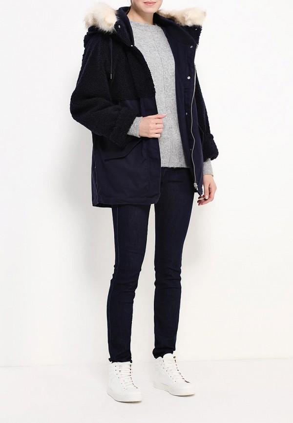 Утепленная куртка Adidas Originals (Адидас Ориджиналс) AY4781: изображение 2