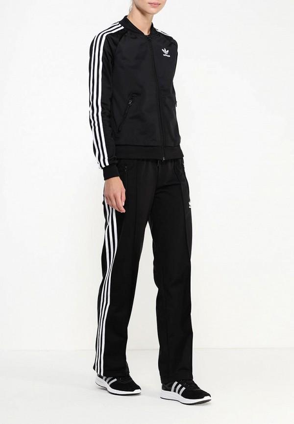 Женские спортивные брюки Adidas Originals (Адидас Ориджиналс) AY5238: изображение 2