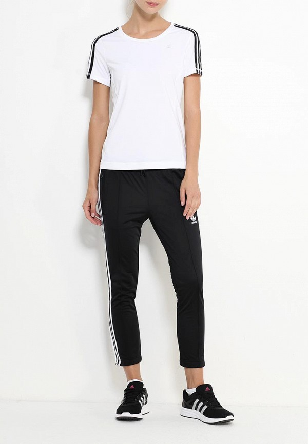 Женские спортивные брюки Adidas Originals (Адидас Ориджиналс) AY5239: изображение 2