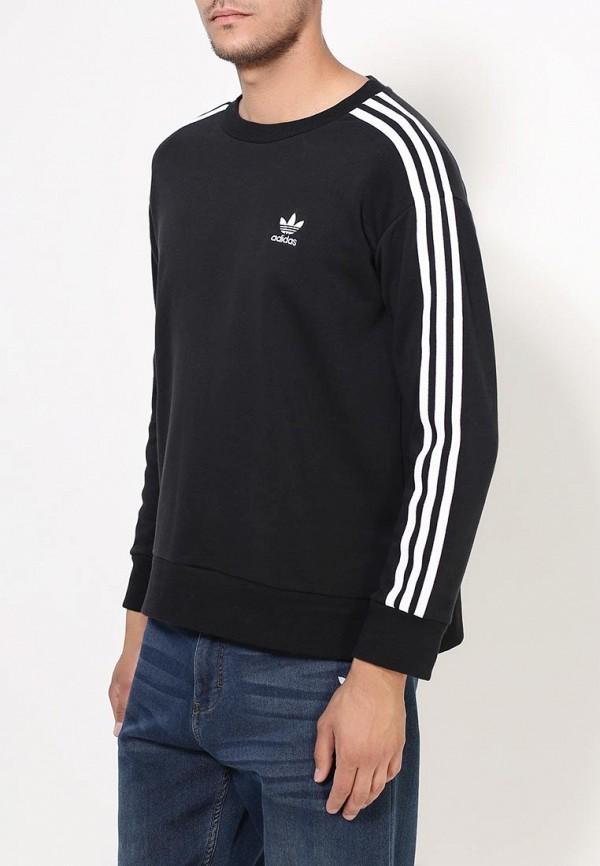 Толстовка Adidas Originals (Адидас Ориджиналс) AY5242: изображение 4