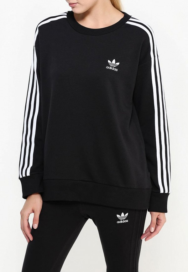 Толстовка Adidas Originals (Адидас Ориджиналс) AY5242: изображение 5