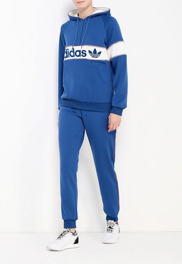 Женские спортивные брюки Adidas Originals (Адидас Ориджиналс) AY6555: изображение 2