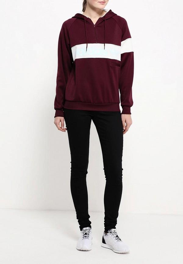 Женские худи Adidas Originals (Адидас Ориджиналс) AY6563: изображение 2