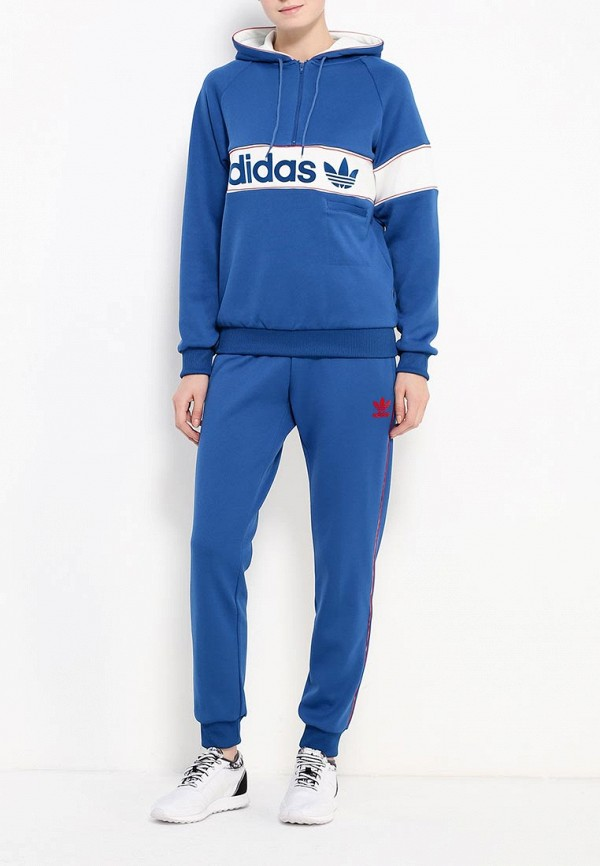 Женские худи Adidas Originals (Адидас Ориджиналс) AY6564: изображение 2