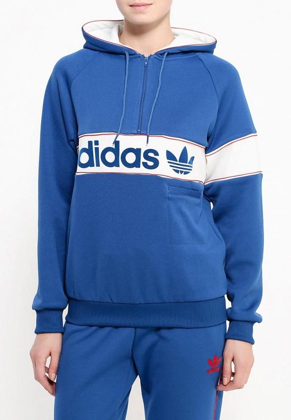 Женские худи Adidas Originals (Адидас Ориджиналс) AY6564: изображение 3