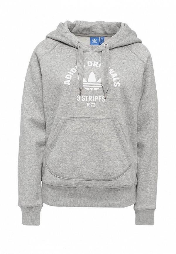 Женские худи Adidas Originals (Адидас Ориджиналс) AY6629: изображение 1