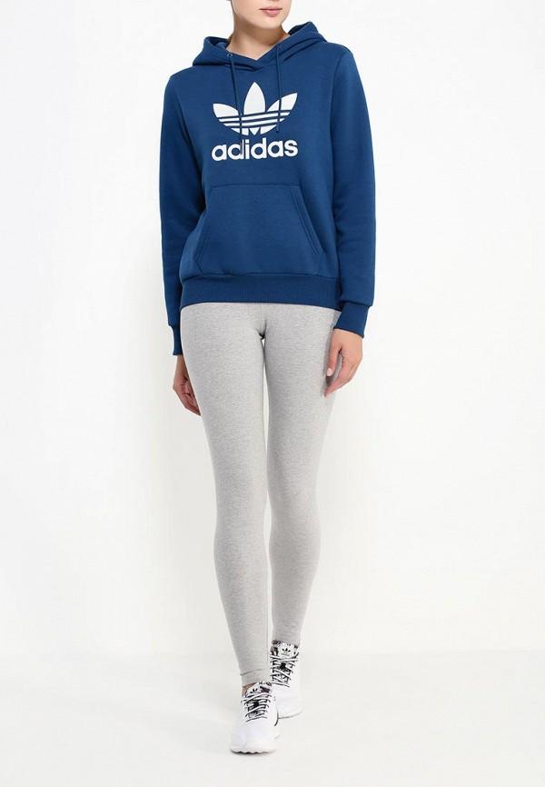 Женские леггинсы Adidas Originals (Адидас Ориджиналс) AY6644: изображение 2