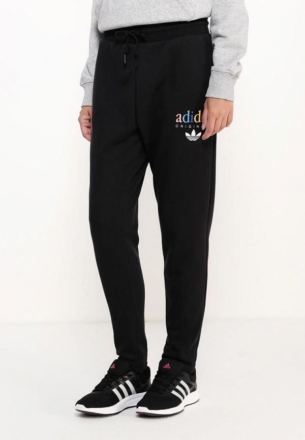 Женские спортивные брюки Adidas Originals (Адидас Ориджиналс) AY6650: изображение 3