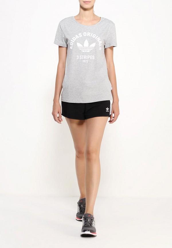 Футболка с коротким рукавом Adidas Originals (Адидас Ориджиналс) AY6651: изображение 2
