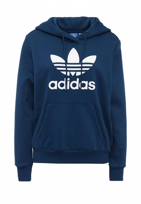 Женские худи Adidas Originals (Адидас Ориджиналс) AY8112