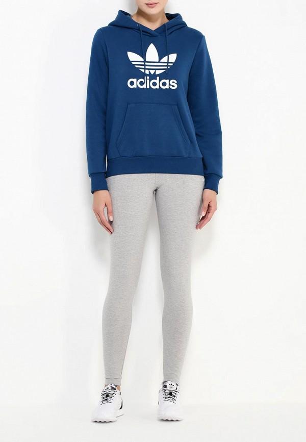 Женские худи Adidas Originals (Адидас Ориджиналс) AY8112: изображение 3