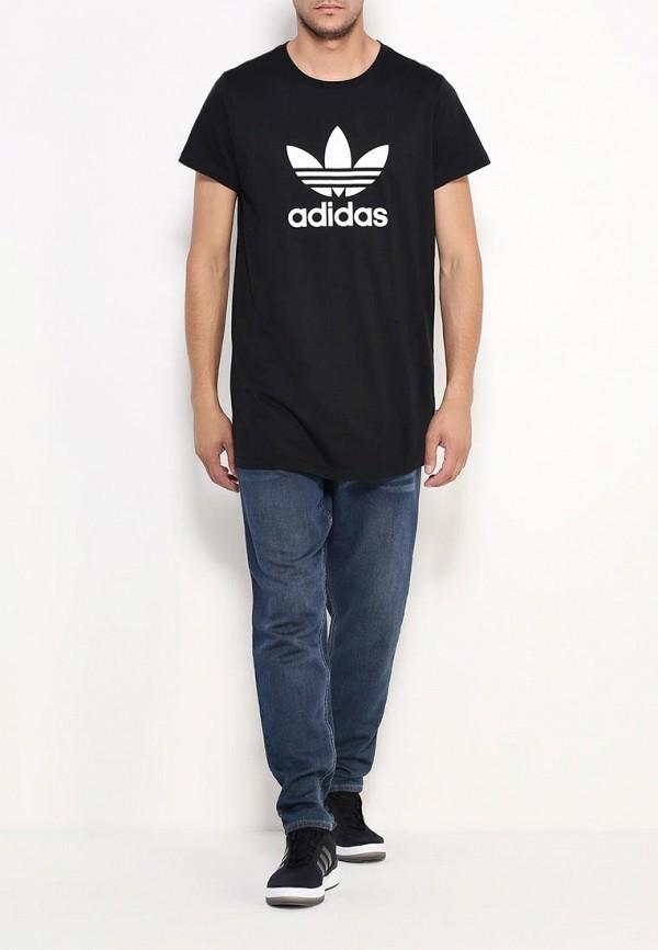 Платье-мини Adidas Originals (Адидас Ориджиналс) AY8123: изображение 2