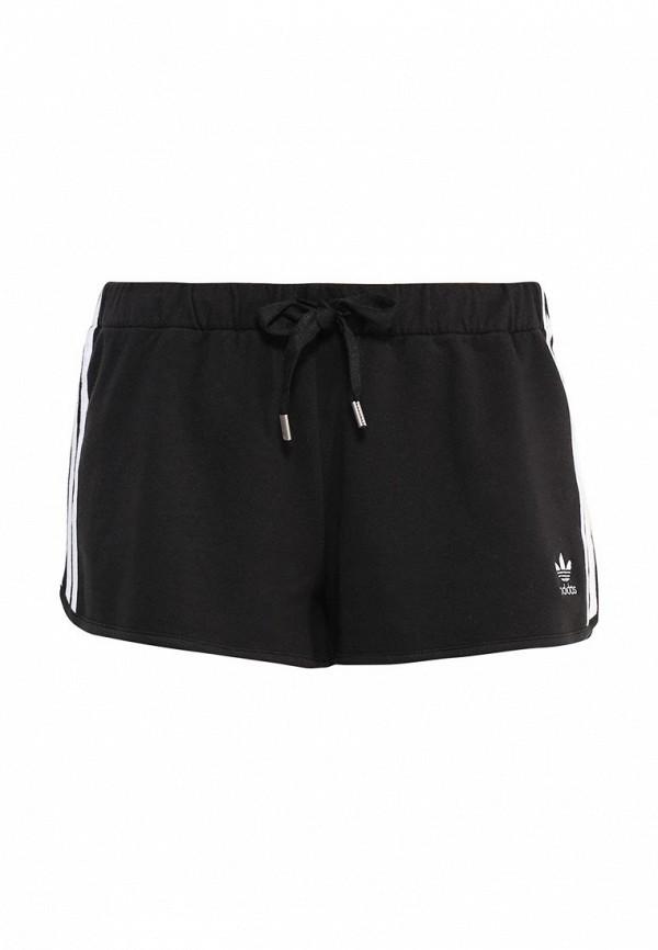 Женские спортивные шорты Adidas Originals (Адидас Ориджиналс) AY8125