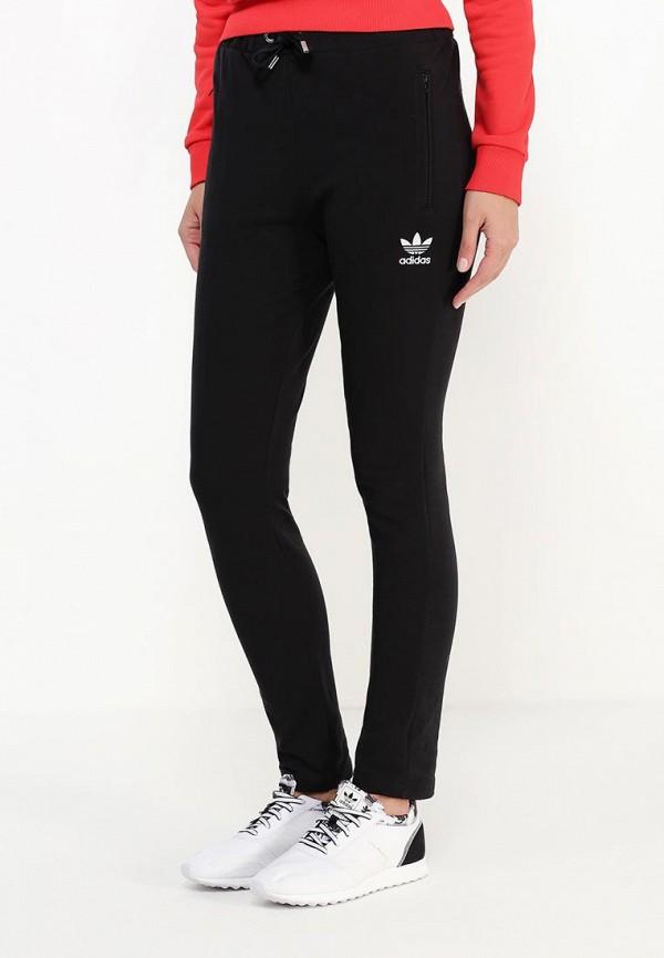 Женские спортивные брюки Adidas Originals (Адидас Ориджиналс) AY8126: изображение 3