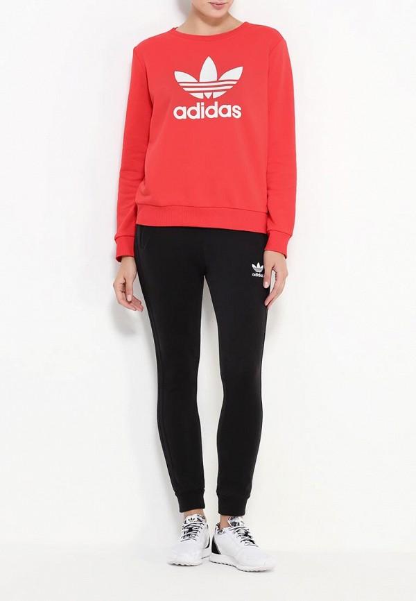Женские спортивные брюки Adidas Originals (Адидас Ориджиналс) AY8127: изображение 2