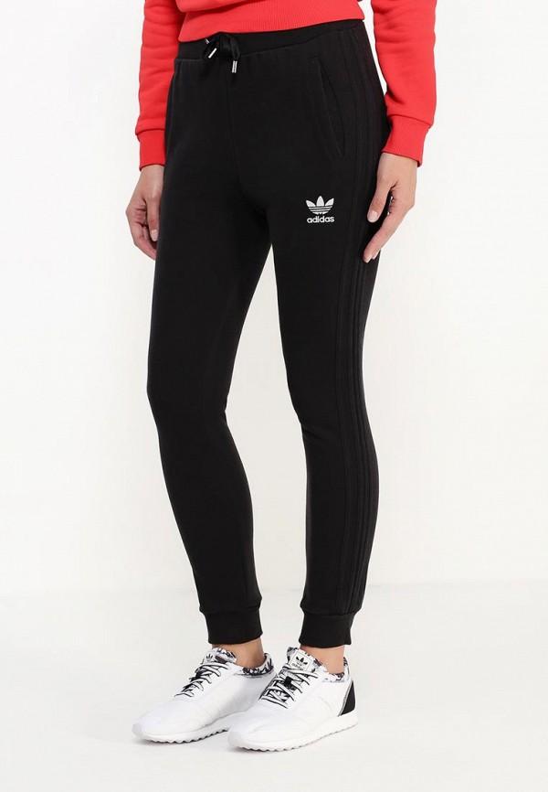 Женские спортивные брюки Adidas Originals (Адидас Ориджиналс) AY8127: изображение 3