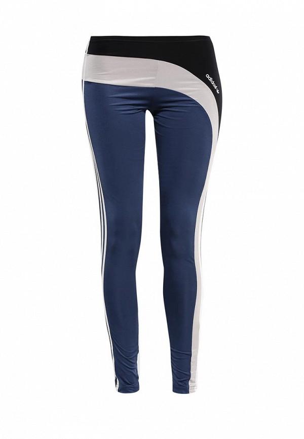 Женские леггинсы Adidas Originals (Адидас Ориджиналс) AJ7205: изображение 1