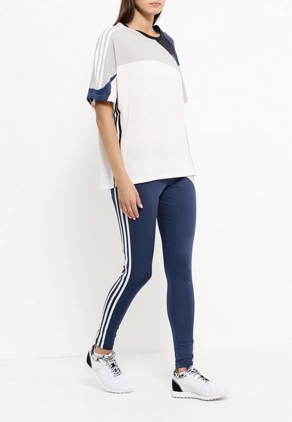 Женские леггинсы Adidas Originals (Адидас Ориджиналс) AJ7205: изображение 2