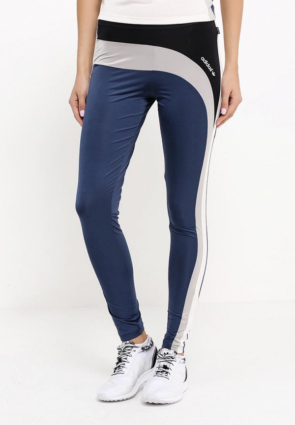 Женские леггинсы Adidas Originals (Адидас Ориджиналс) AJ7205: изображение 3