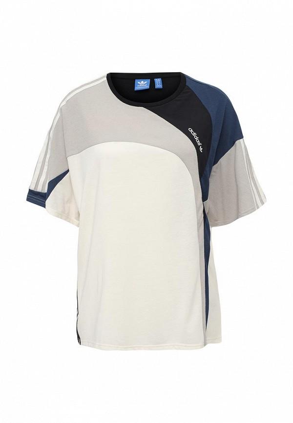Футболка с коротким рукавом Adidas Originals (Адидас Ориджиналс) AJ7211: изображение 1