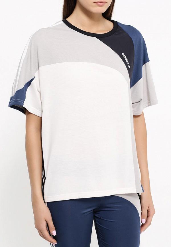 Футболка с коротким рукавом Adidas Originals (Адидас Ориджиналс) AJ7211: изображение 3