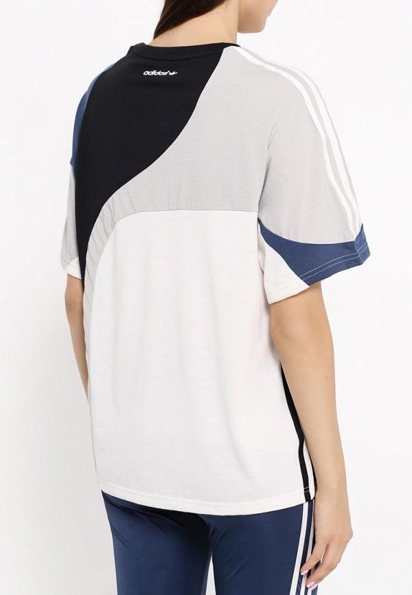 Футболка с коротким рукавом Adidas Originals (Адидас Ориджиналс) AJ7211: изображение 4