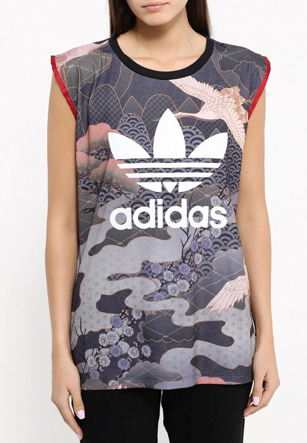 Майка Adidas Originals (Адидас Ориджиналс) AJ7266: изображение 3