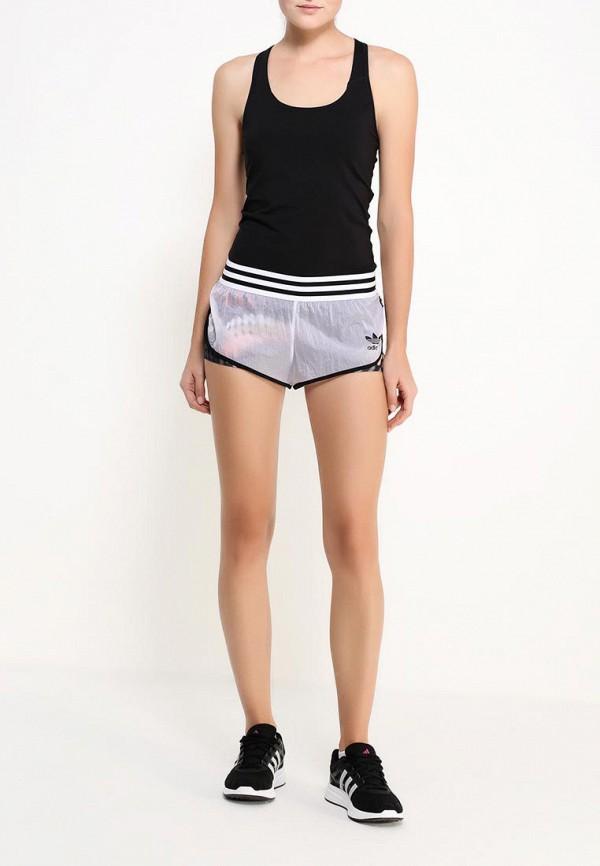 Женские спортивные шорты Adidas Originals (Адидас Ориджиналс) AJ7290: изображение 2