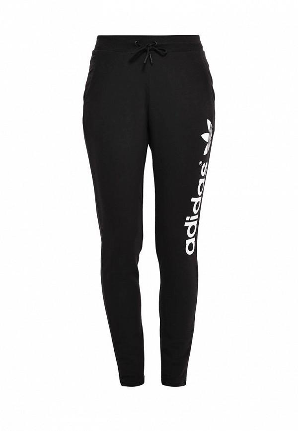 Женские спортивные брюки Adidas Originals (Адидас Ориджиналс) AJ7666: изображение 1