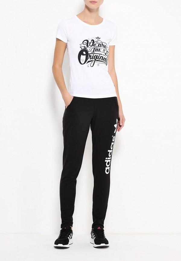 Женские спортивные брюки Adidas Originals (Адидас Ориджиналс) AJ7666: изображение 2