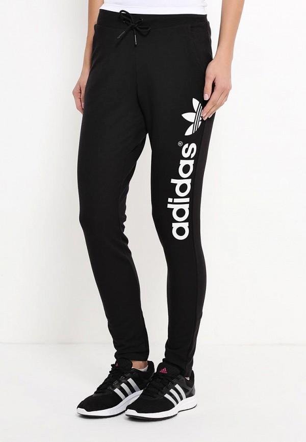 Женские спортивные брюки Adidas Originals (Адидас Ориджиналс) AJ7666: изображение 3