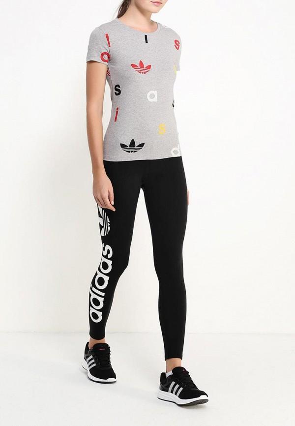 Футболка с коротким рукавом Adidas Originals (Адидас Ориджиналс) AJ7729: изображение 2