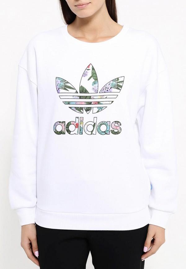 Толстовка Adidas Originals (Адидас Ориджиналс) AJ8402: изображение 3