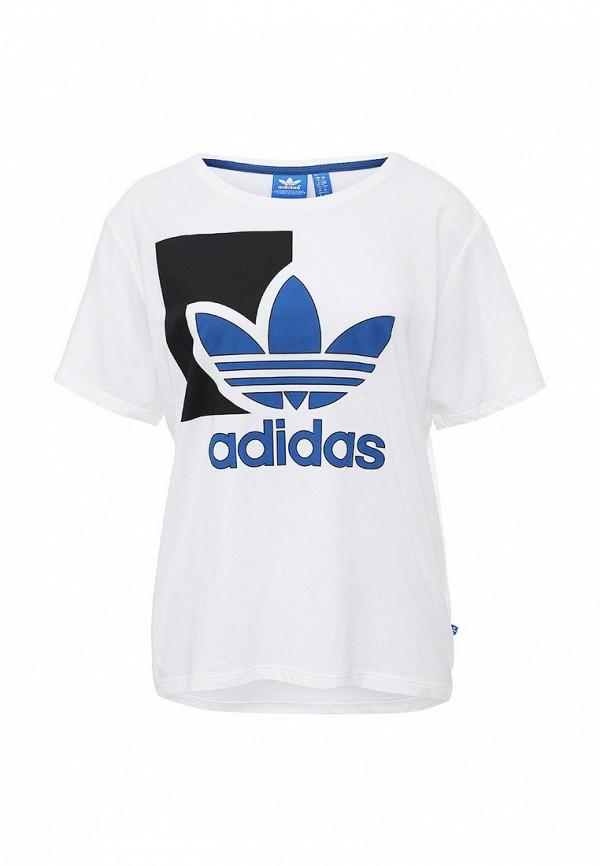 Футболка с коротким рукавом Adidas Originals (Адидас Ориджиналс) AJ8842