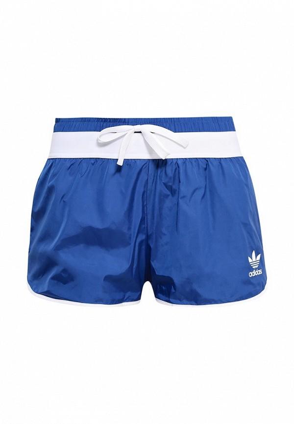 Женские спортивные шорты Adidas Originals (Адидас Ориджиналс) AJ8852