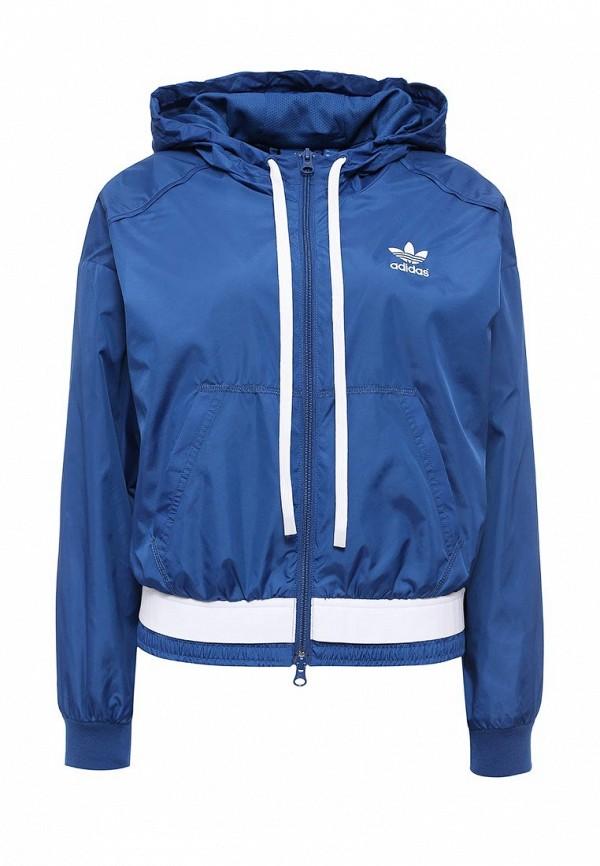 Ветровка Adidas Originals (Адидас Ориджиналс) AJ8854: изображение 1