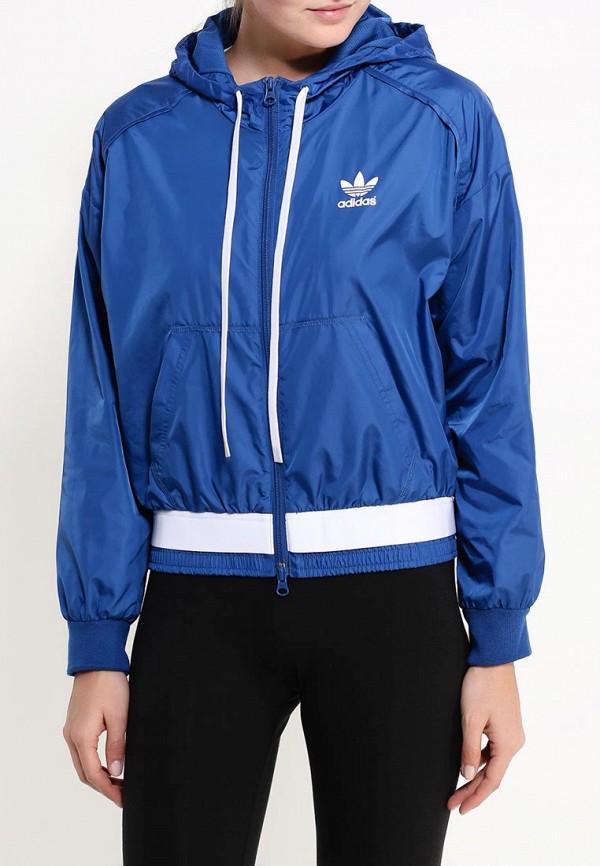 Ветровка Adidas Originals (Адидас Ориджиналс) AJ8854: изображение 3